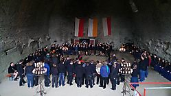 2016-Rheinischer-Singewettstreit-Rheinischer - Runde im Gewölbe